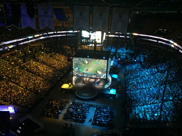 Two Weekends In Boston Showed Two Very Different Scenes In Competitive Gaming