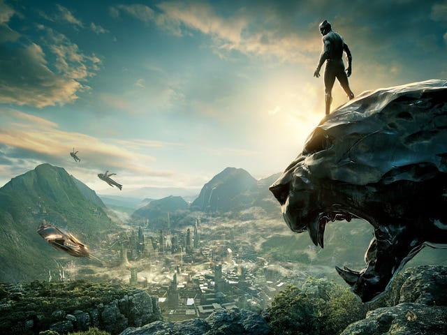 Wonders of Wakanda: A Black Panther Review