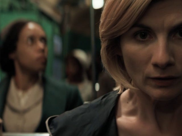 Doctor Who and the Adventure of Rosa Parks' Head