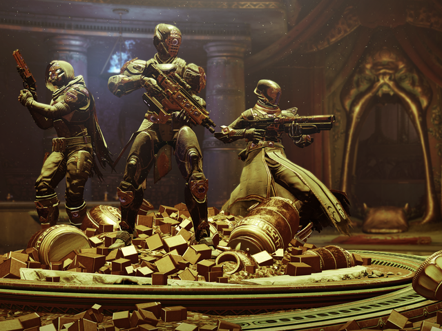 Destiny 2's Latest Exploit Lets You Farm Materials By Doing Nothing