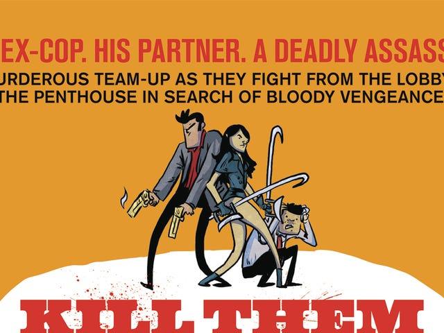 This Kill Kill พวกเขาทั้งหมดช่องพิเศษ '90s John Woo shoot-'em-ups