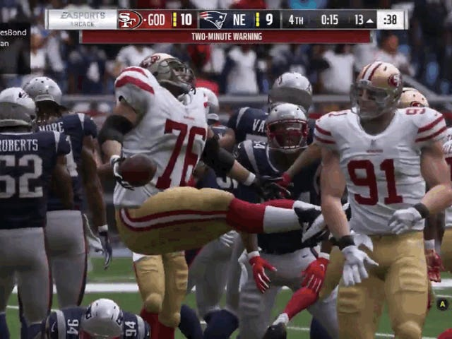 This Is The Longest <i>Madden</i> Glitch I've Ever Seen And It Keeps Getting Stranger