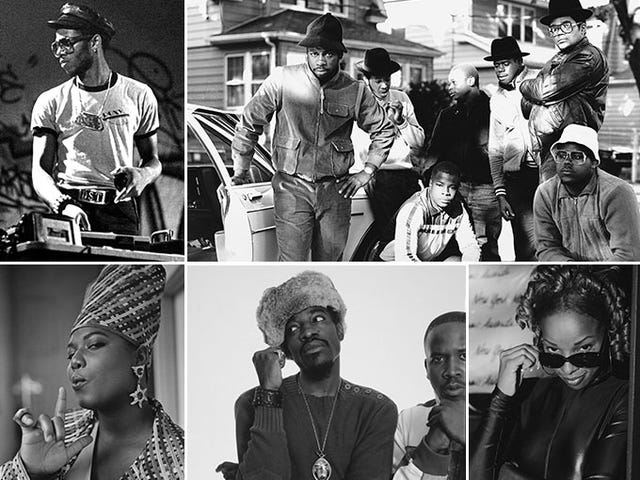 Smithsonian Anthology of Hip-Hop and Rap Kickstarter
