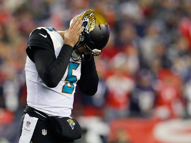 Blake Bortles Says He's No Longer A Beach Bar Bro, But Remains A Big Fan Of Beer