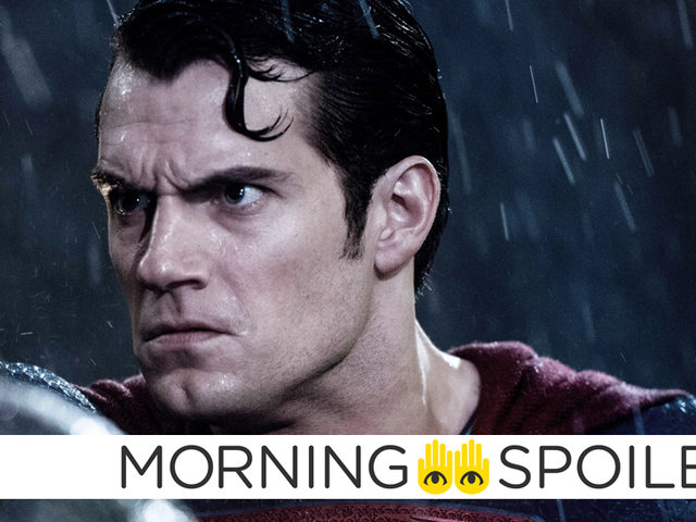 It's Time For More Ridiculous Rumors About Superman's Resurrection in Justice League