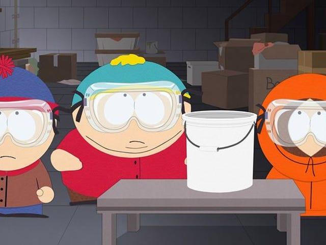 South Park terbaru masuk ke omong kosong yang sebenarnya lagi