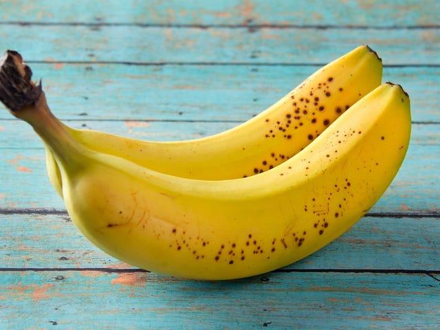 Cómo la cáscara de banana puede ayudar en detekterer y curar un melanoma