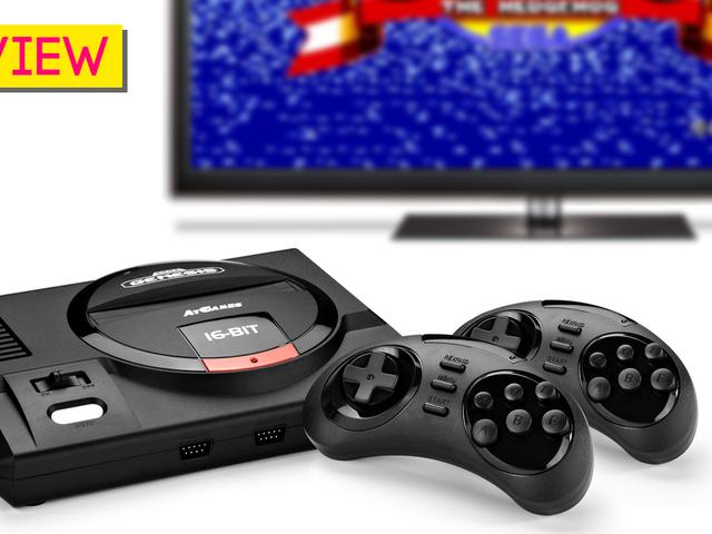 Sega Genesis Flashback HD: The Kotaku Review