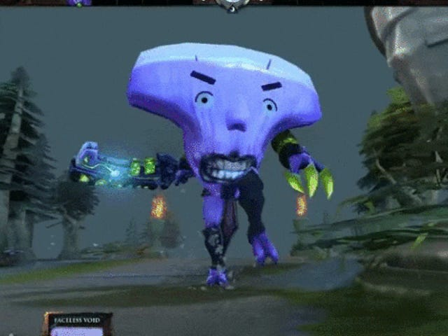 Valve Rejects <i>DOTA 2</i> Character, Player Makes It Anyway