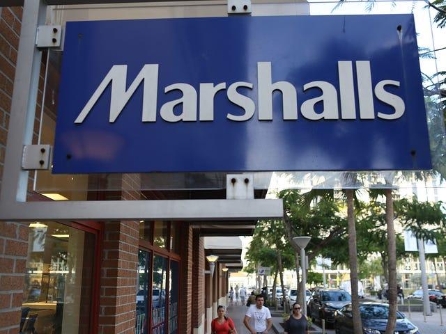 Os Marshalls começarão a vender on-line Derrotando o objetivo da compra na Marshalls