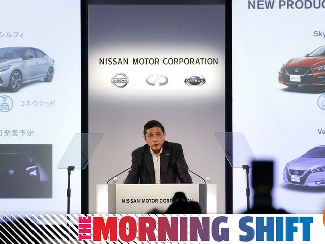 Nissan perd un autre haut patron dans un scandale monétaire