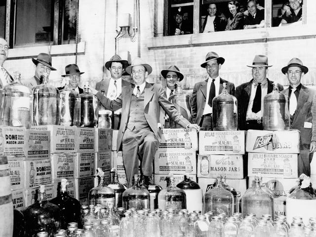 A Short History of Moonshine