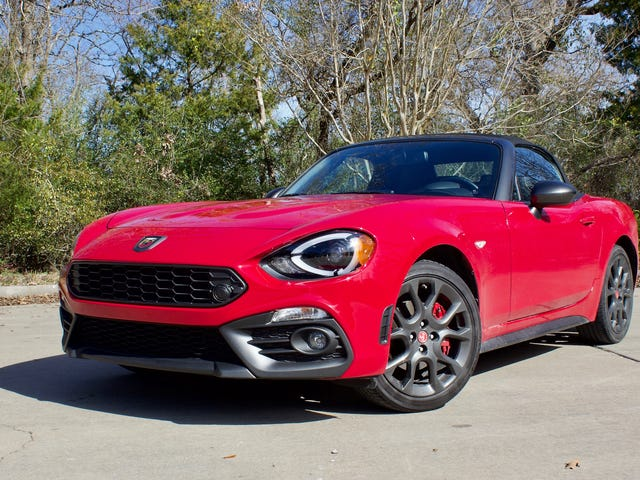 What Do You Want to Know About the 2018 Fiat 124 Spider Abarth?