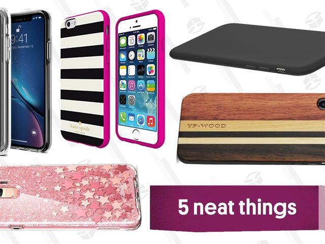 Need a New Phone Case? Here Are Five Easy-to-Clean Options.