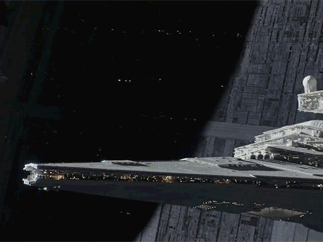 Upproret ökar i den första trailern för <i>Rogue One: A Star Wars Story</i>