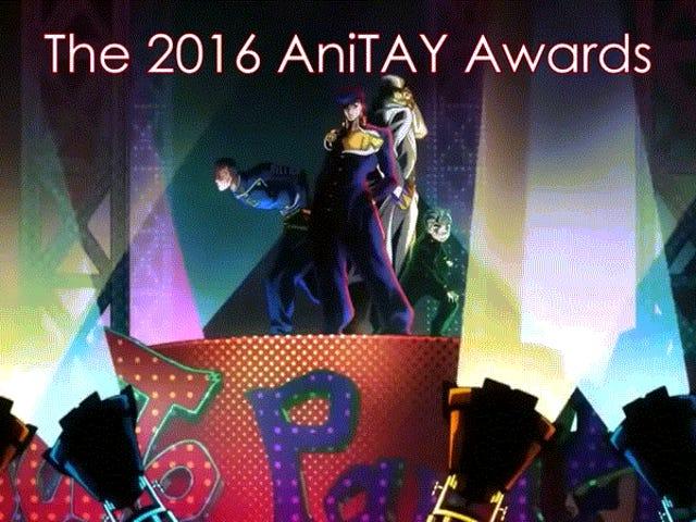The AniTAY Anime Awards of 2016