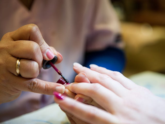 Nail Salon Workers Are Still Fighting the Same Toxic Conditions