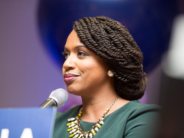 Black Hair Matters: The Affirmative Power of Politicians Like Ayanna Pressley and Stacey Abrams