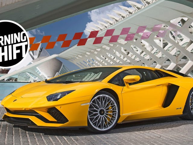 Lamborghini: No Battery On Earth Has The Savagery We Require For An Electric Car