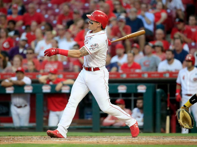 Pirates Broadcaster Says Derek Dietrich's Dead Grandpa Would Be Ashamed Of His Home Run Celebrations