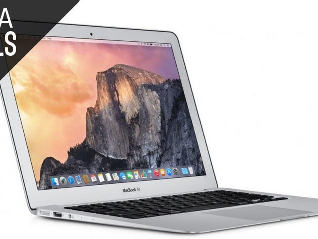 """<a href=""""https://kinjadeals.theinventory.com/save-170-on-the-newest-macbook-air-1697575042"""" data-id="""""""" onclick=""""window.ga('send', 'event', 'Permalink page click', 'Permalink page click - post header', 'standard');"""">Spar $ 170 på den nyeste MacBook Air</a>"""