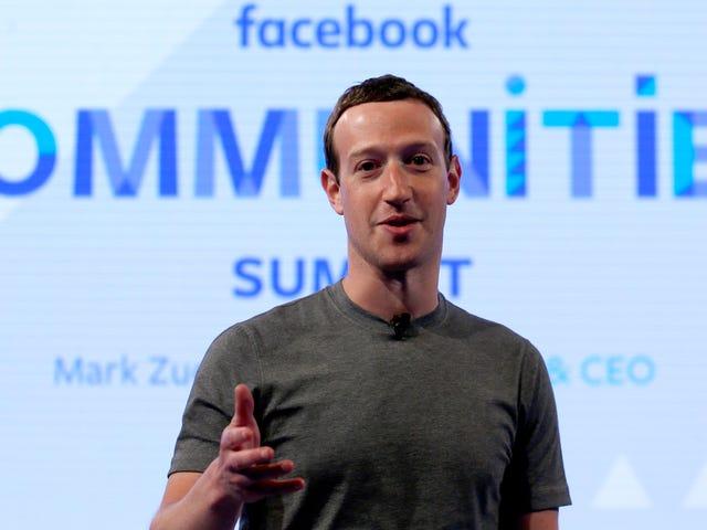 Φήμες ότι το Facebook μυστικά καταγράφει ότι αρνείστε να πεθάνετε
