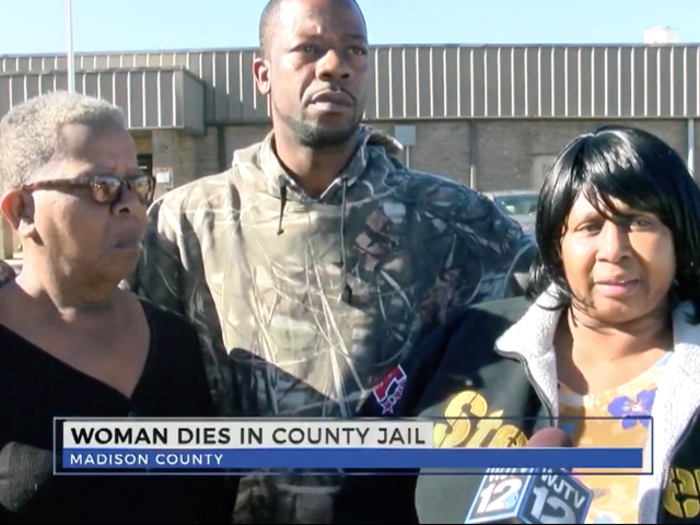 A Pregnant Woman Was Found Dead in a Mississippi Jail After Complaining About Stomach Pains. Her Family Has Yet to See Her