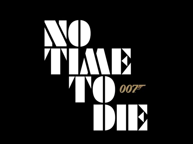 Bond 25 finally gets an actual title, and it's all right