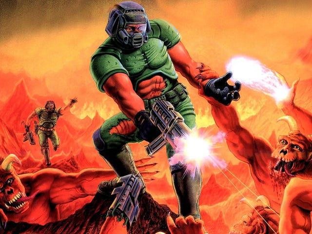 <i>Doom</i> Bot aprende a jugar mejor que los humanos
