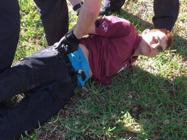 Florida Killer Bukan di Kelompok Kekuatan Putih