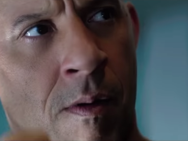 Vin Diesel gets shot in the face in the Bloodshot trailer