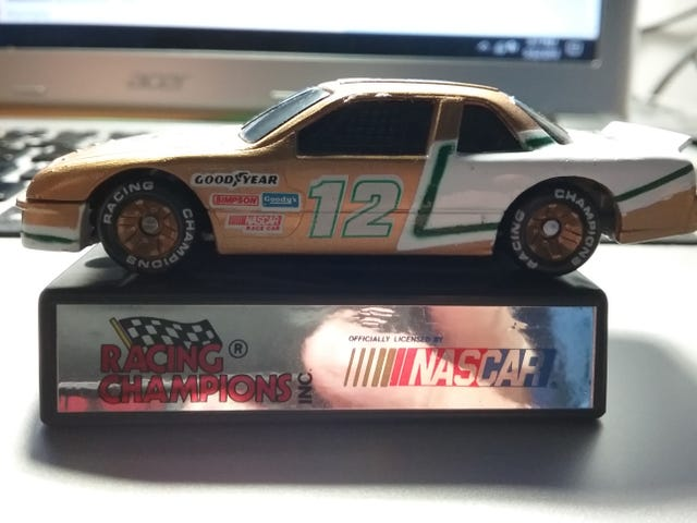 NASCAR HOFers