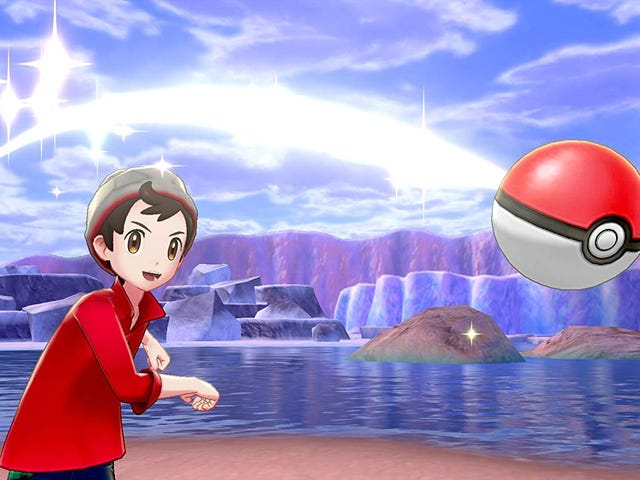 Pick Up Pokemon Sword or Pokemon Shield for $10 Less, Just In Time for Pokemon Home