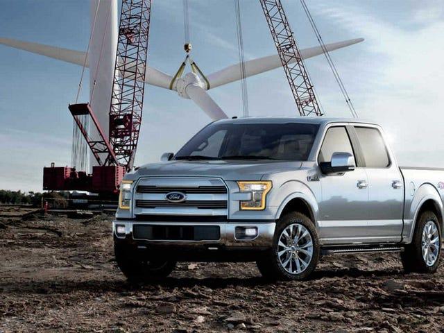 運転中にドアが開く可能性があるため、フォードは130万台のF-150とスーパーデューティトラックを思い出すでしょう。