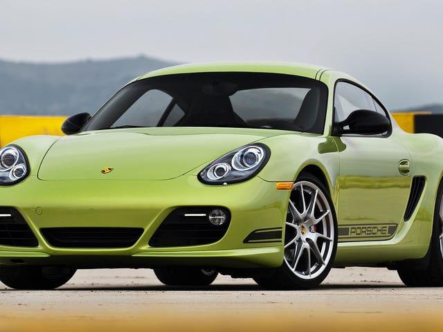 This is a 2010-2013 Porsche Appreciation post
