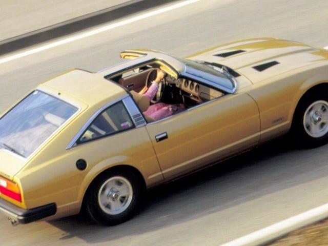 Rien ne crie luxe, performance et fonctionnalité comme un Datsun 280ZX 2 + 2 avec T-tops!