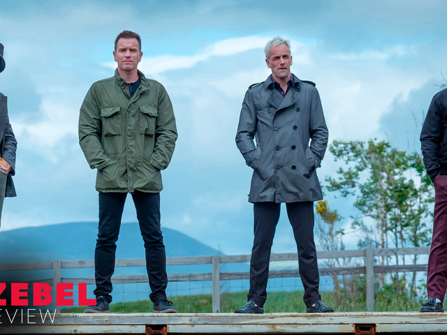 High On Its Own Supply, Trainspotting Sequel Slings Nostalgia by the Kilo