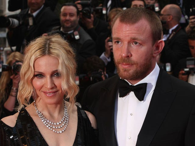 Madonna Calls Ex-Husband Guy Ritchie a 'Cunt' During Concert