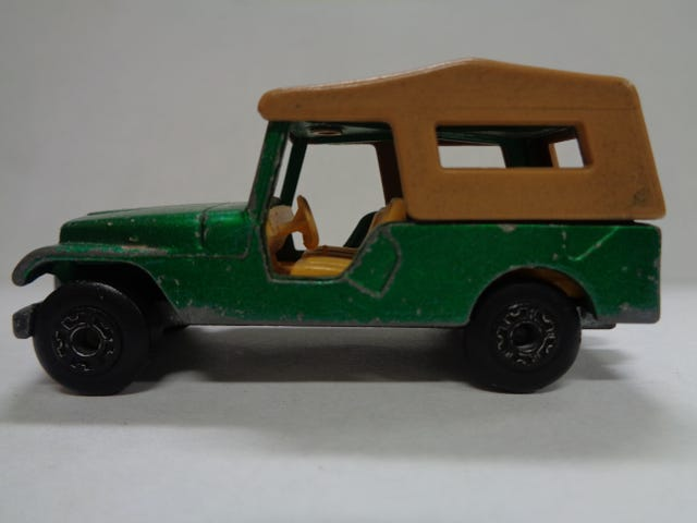 JEEP CJ6 BY MATCHBOX