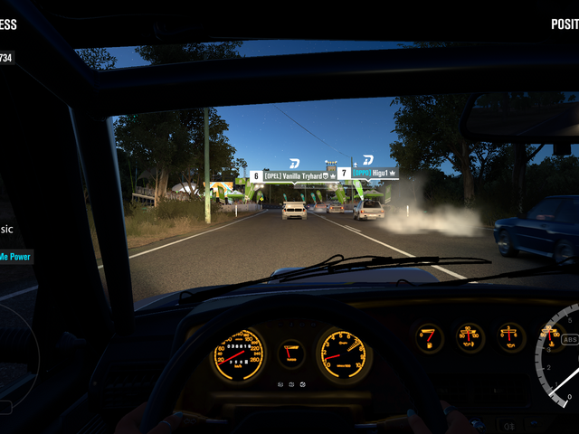 I Was Having A Great Time With Horizon 3...