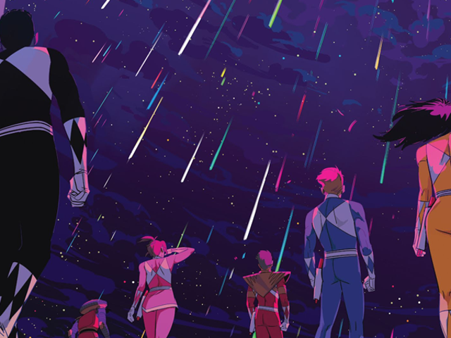 Shattered GridIs the Power RangersAnniversary the Series Deserves