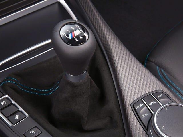 Eindelijk wat goed nieuws: Amerikanen kopen genoeg handleidingen voor BMW om ze een beetje langer te houden