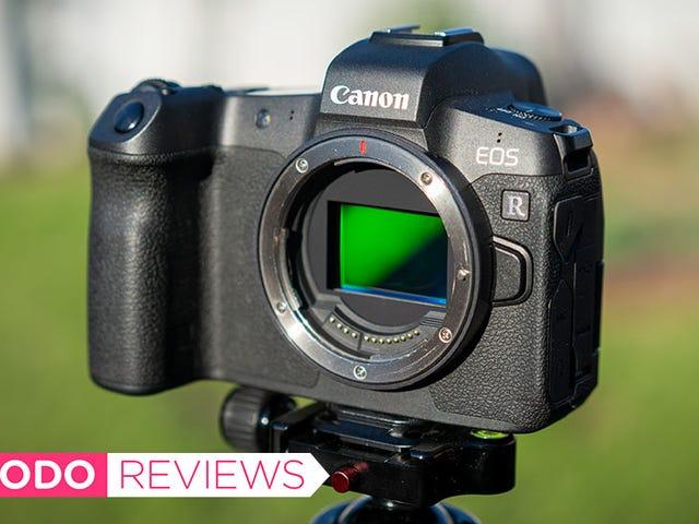 Canon EOS R Review: piękne zdjęcia, ale popełniono błędy