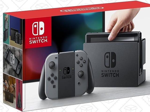 ベストセラー:Nintendo Switch