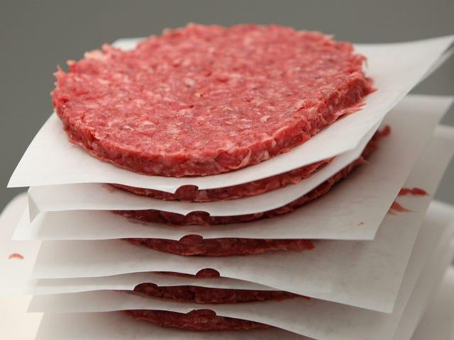 Αποθηκεύστε το καταψύκτη σας με το αλεσμένο βόειο κρέας - αλλά το βράστε πρώτα <em></em>