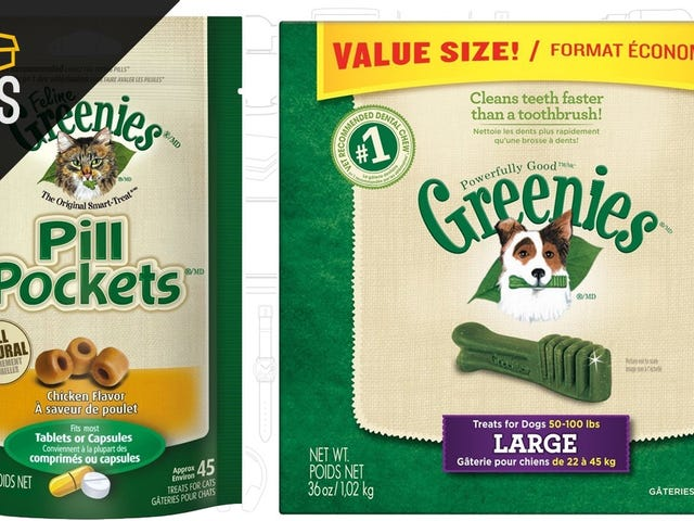 "<a href=""https://kinjadeals.theinventory.com/surprise-your-pets-to-deeply-discounted-greenies-treats-1748331587"" data-id="""" onClick=""window.ga('send', 'event', 'Permalink page click', 'Permalink page click - post header', 'standard');"">Surprise Your Pets To Deeply Discounted Greenies Treats, Today Only</a>"