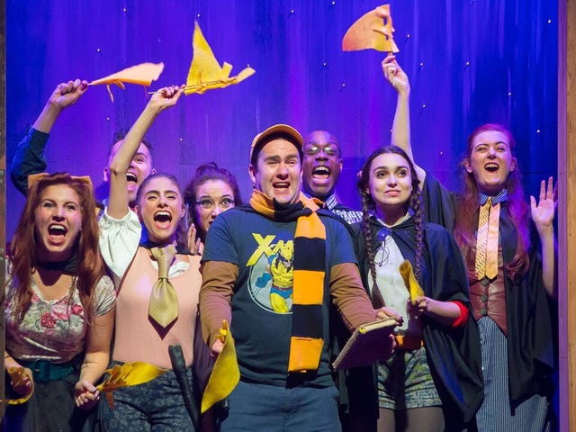 Hufflepuffs Are Actually Great, and Allow the Cast of the PlayPuffsto Explain Why