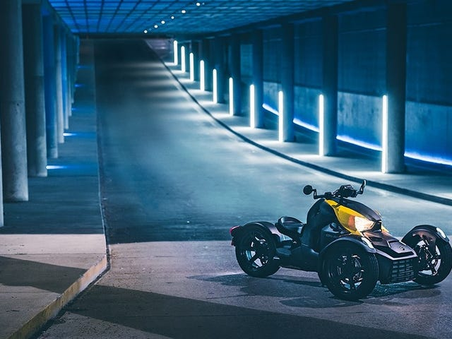 The Can-Am Ryker