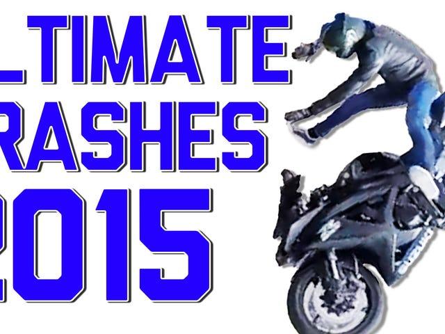 สุดยอด Crash Compilation