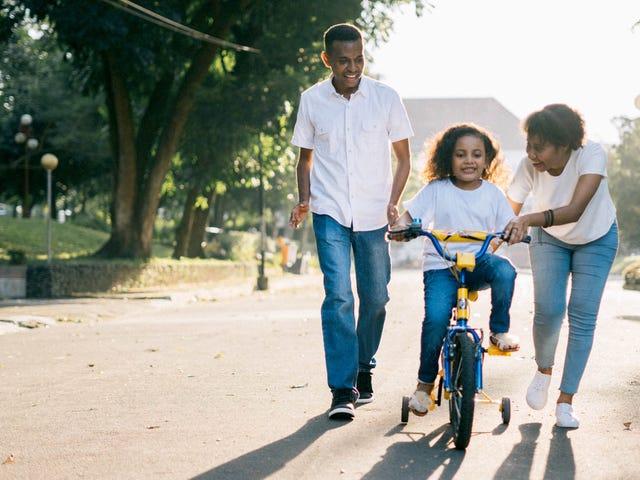 Cómo disminuir la velocidad con tus hijos este verano